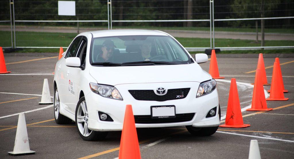 Обучение вождению в 2018 году